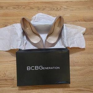 BCBG Generation Nude Pump